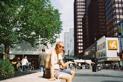 Summer in Rotterdam | Yashica Electro 35CC + Kodak Colorplus 200