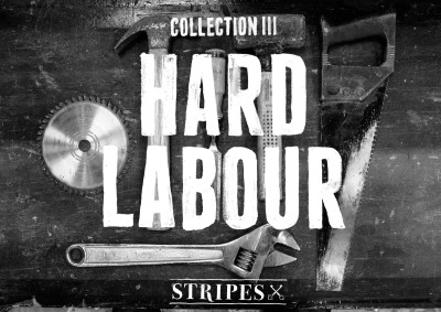 Stripes Hard Labour Lookbook