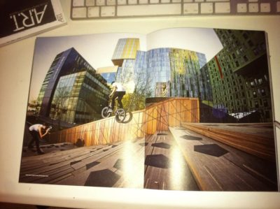 ART BMX MAGAZINE - STAY GOLD PHOTOGRAPHY
